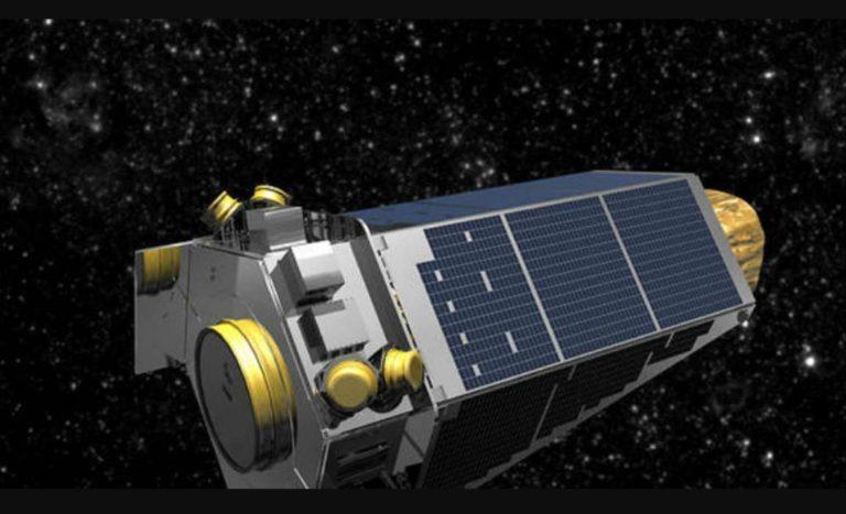 kepler spacecraft location - 767×438
