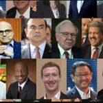 Forbes magazine top ten CEOs in 2018?