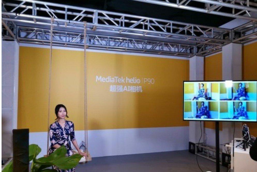 MediaTek Helio P90 Super AI Camera