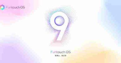 Vivo announced the Funtouch OS 9 upgrade plan