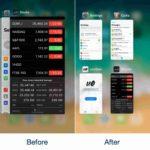This iOS multitasking switch jailbreak plugin is really like MIUI 10