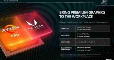 AMD releases second-generation Ryzen Pro processor: Athlon also has a professional version.