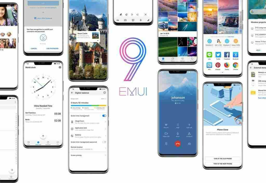 HUAWEI Y9 2019 is ready to update EMUI 9 from today onwards